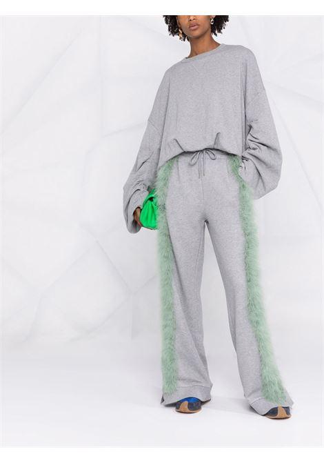 PANTALONI DRIES VAN NOTEN | Pantalone | HANSENS3612GREY/MEL