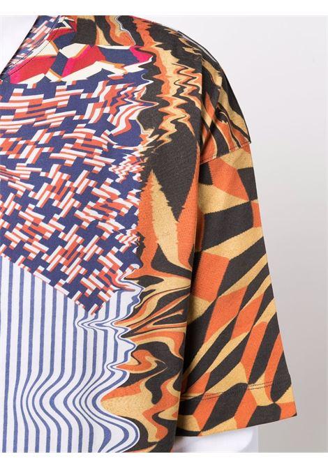 T-SHIRT DRIES VAN NOTEN | T-shirt | HENPR3606ORA