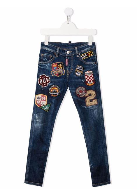 DSQUARED KIDS | Jeans | D2P118LMDQ03LDD007NDQ01#