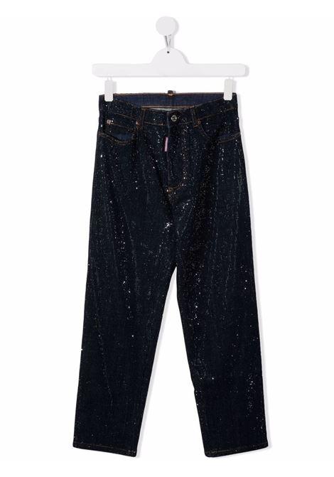 DENIM DSQUARED KIDS | Jeans | D2P385FDQ0501D007FDQ01##