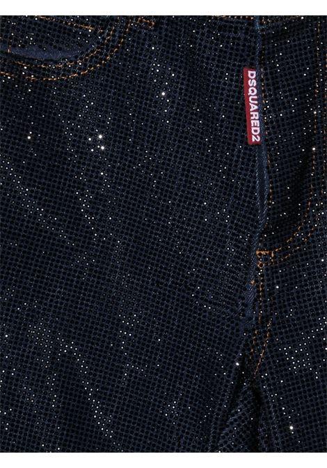 DENIM DSQUARED KIDS | Jeans | D2P385FDQ0501D007FDQ01#