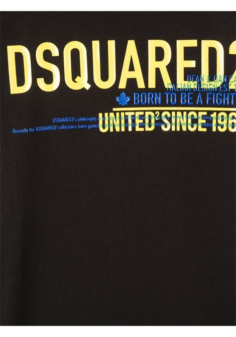 DSQUARED KIDS | T-shirt | D2T693UDQ0521D00MQDQ900##