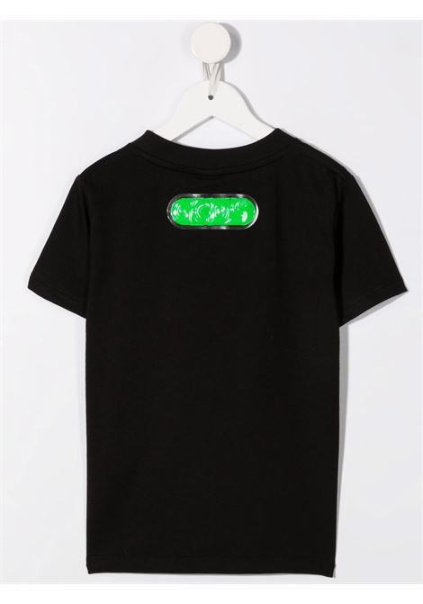 T-SHIRT CREW GCDS KIDS | T-shirt | 028462110#