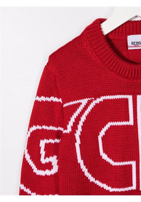 LOGO KNIT GCDS KIDS | Top | 028478040#