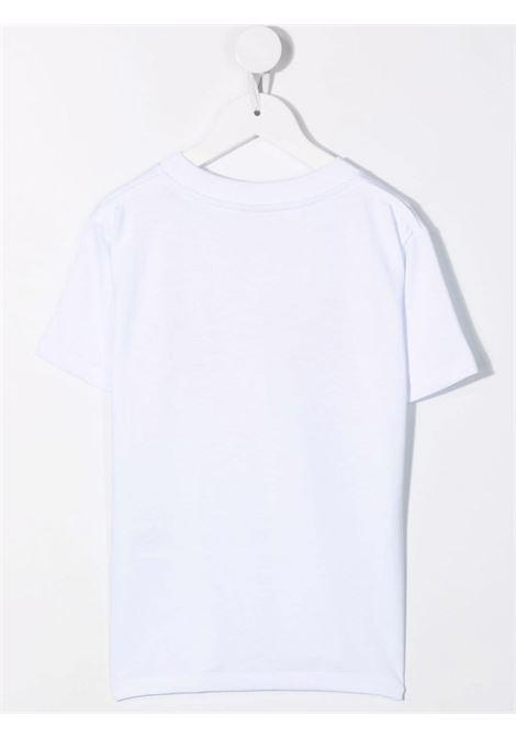 T-SHIRT LOGO FLAME GCDS KIDS   T-shirt   028498001#