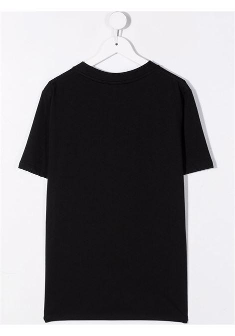 T-SHIRT LOGO FLAME GCDS KIDS   T-shirt   028498110##