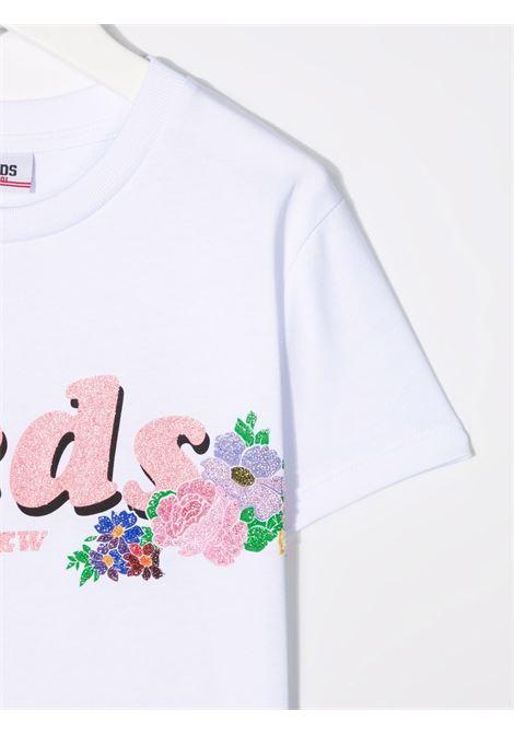 T-SHIRT LOGO GCDS KIDS | T-shirt | 028694001#