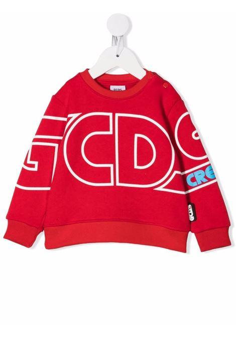 FELPA STAMPA GCDS KIDS | Felpa | 028773040