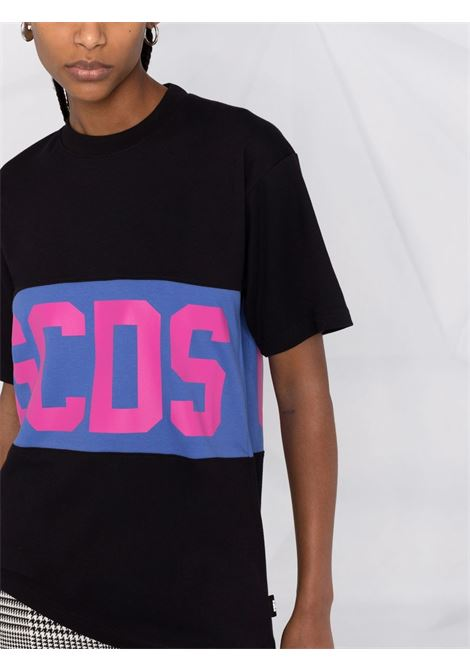T-SHIRT LOGO GCDS | T-shirt | CC94M02153202