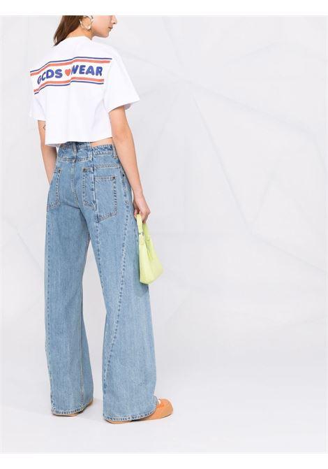 CROP TOP GCDS | T-shirt | CC94W02070401