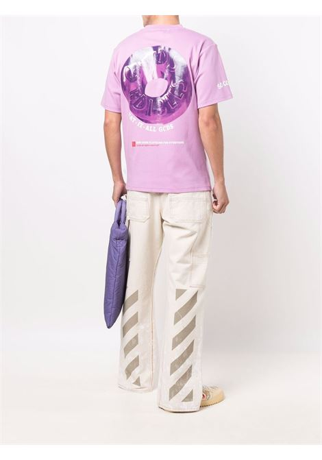 T-SHIRT CIAMBELLA GCDS | T-shirt | FW22M02005462