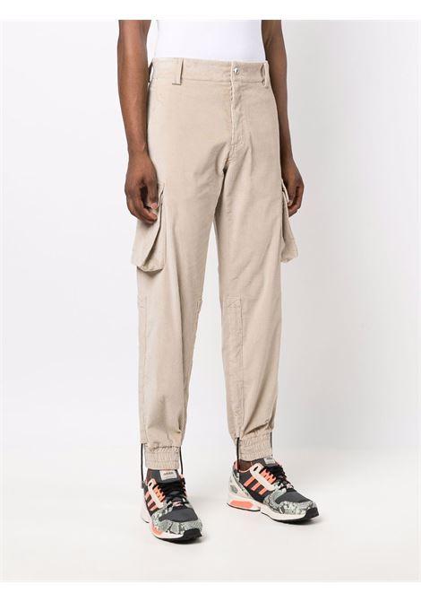 CORDUROY CARGO GCDS | Pantalone | FW22M03050213