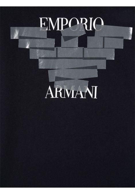 SET T-SHIRT GIORGIO ARMANI KIDS | Set | 6K4DJ24J54Z0999