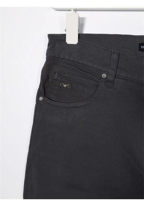 JEANS GIORGIO ARMANI KIDS | Trousers | 6K4J092N7AZ0931#