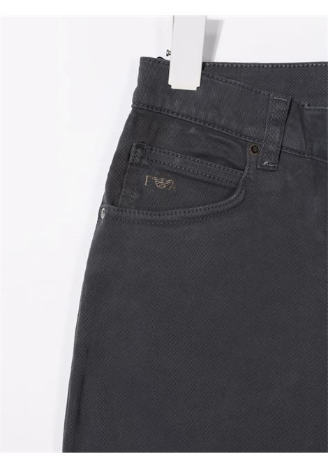 JEANS GIORGIO ARMANI KIDS | Trousers | 6K4J092N7AZ0931