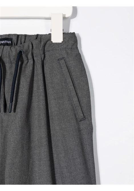 TROUSERS GIORGIO ARMANI KIDS | Trousers | 6K4PG54N4FZ0652#