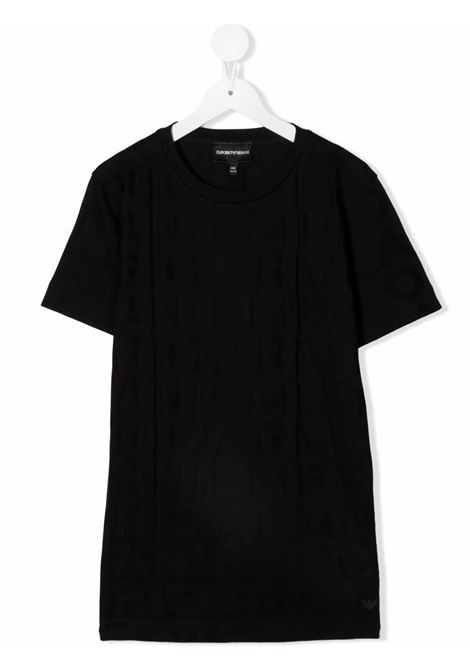 T-SHIRT GIORGIO ARMANI KIDS   T-shirt   6K4T661JGYZ0999##