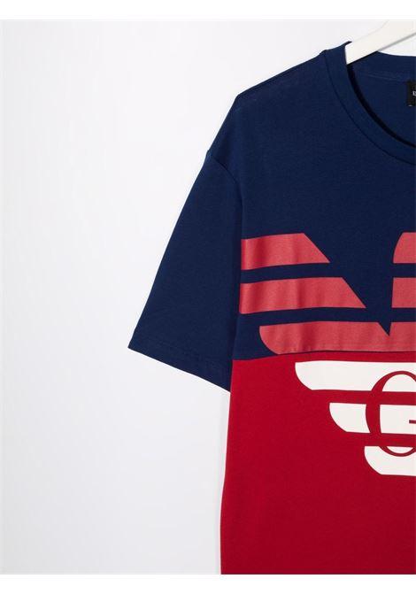 T-SHIRT GIORGIO ARMANI KIDS   T-shirt   6K4TJD4J54Z0935#