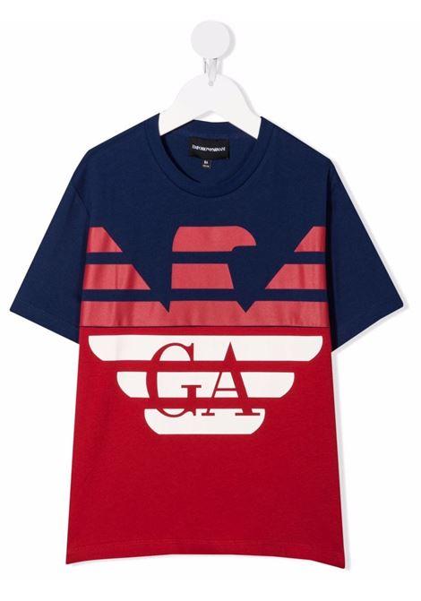 T-SHIRT GIORGIO ARMANI KIDS   T-shirt   6K4TJD4J54Z0935