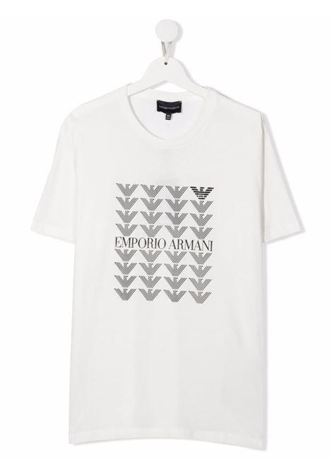 T-SHIRT GIORGIO ARMANI KIDS   T-shirt   6K4TJM4J4JZ0101##