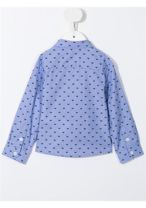 SHIRT GIORGIO ARMANI KIDS | Shirt | 6KHCD41NZRZF718