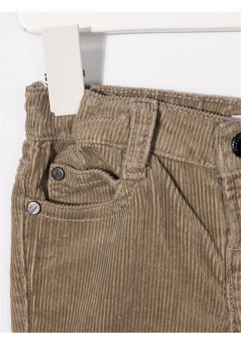 TROUSERS GIORGIO ARMANI KIDS | Trousers | 6KHJ021NQDZ0132