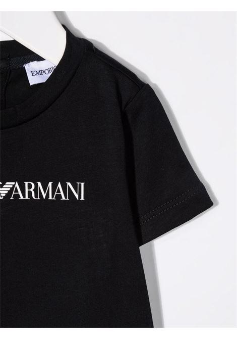 T-SHIRT GIORGIO ARMANI KIDS | T-shirt | 8NHTN51JPZZ0974