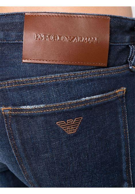 JEANS GIORGIO ARMANI | Trousers | 6K1J751DH0Z0942