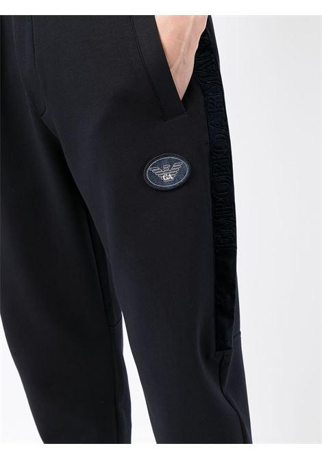 TRACK PANTS GIORGIO ARMANI | Trousers | 6K1P651JHSZ0920