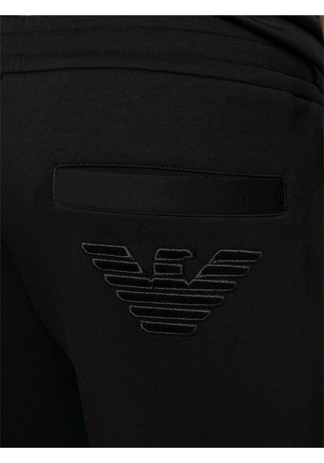 TRACKPANTS GIORGIO ARMANI | Trousers | 6K1PA01JHSZ0999
