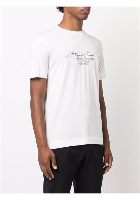 T-SHIRT GIORGIO ARMANI | T-shirt | 6K1T791JPZZ0101