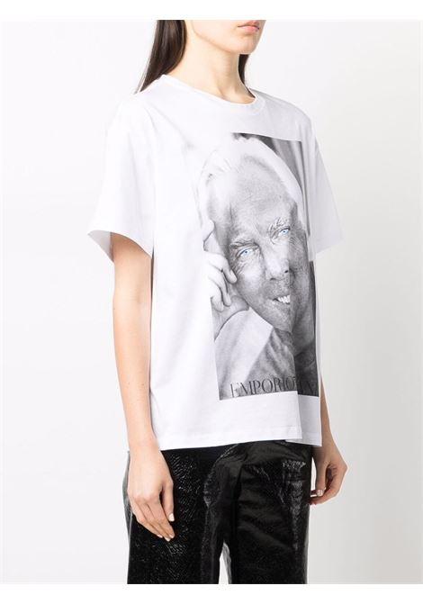 T-SHIRT GIORGIO ARMANI | T-shirt | 6K2T7T2J95Z0100