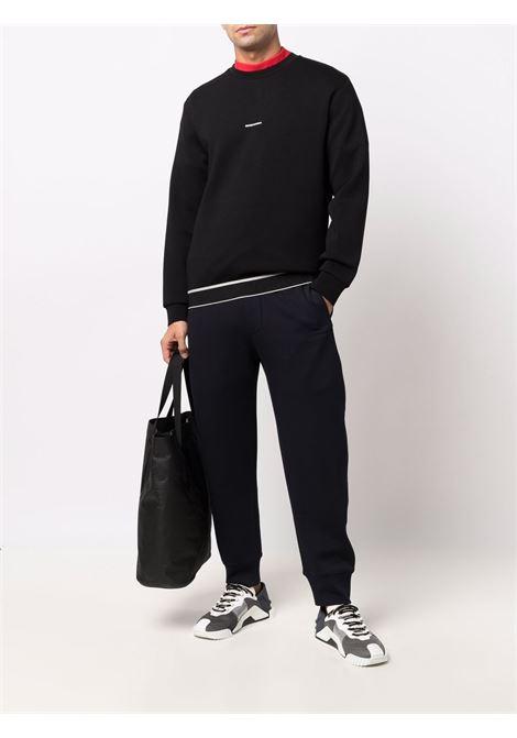 TRACK PANTS GIORGIO ARMANI | Trousers | 8N1P921JHSZ0920