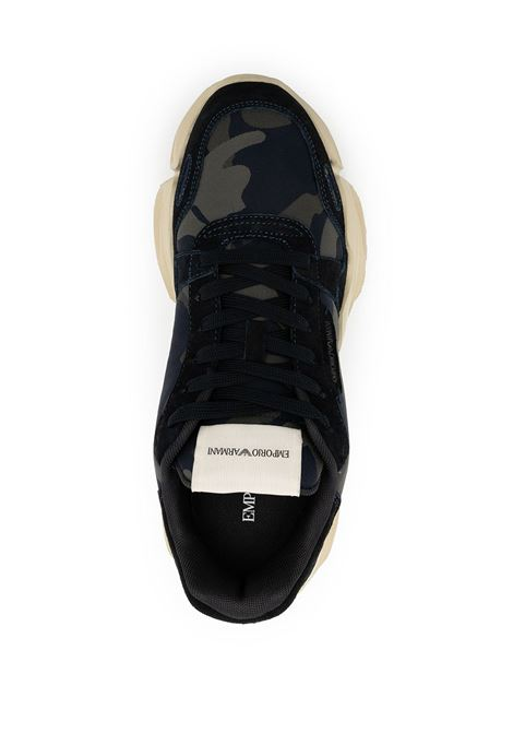 SNEAKERS GIORGIO ARMANI | Sneakers | X4X324XN014Q478
