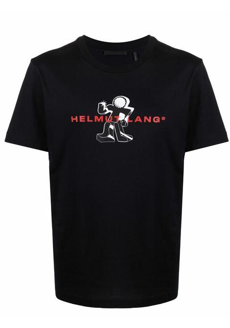 T-SHIRT STAMPA HELMUT LANG | T-shirt | L04HM516YVM