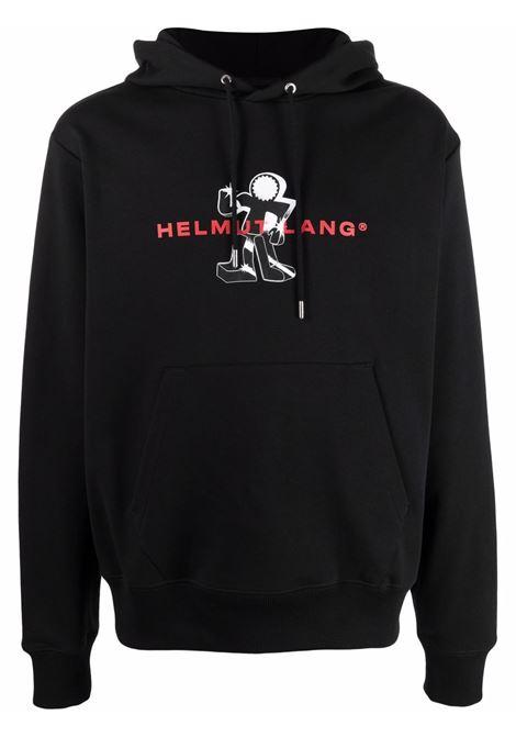 HOODIE HELMUT LANG | Felpa | L04HM518YVM