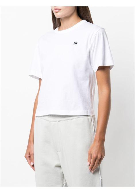 LOGO PRINT T-SHIRT HELMUT LANG | T-shirt | L04HW519100