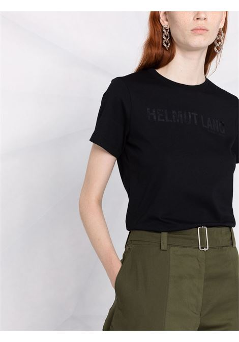 LOGO PRINT T-SHIRT HELMUT LANG | T-shirt | L04HW524001