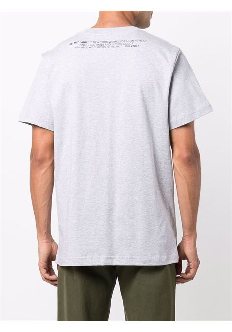 T-SHIRT STAMPA HELMUT LANG | T-shirt | L05HM508UEH