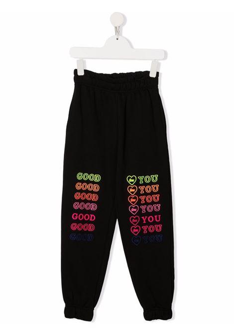TRACKPANTS IRENEISGOOD KIDS   Trousers   KISP001BLACK#
