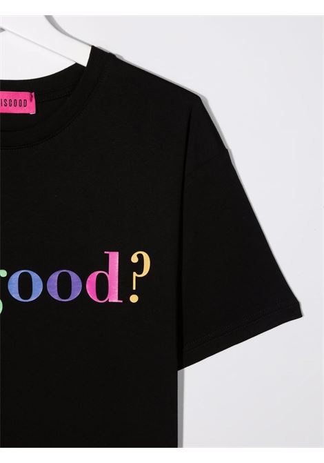 T-SHIRT IRENEISGOOD KIDS   T-shirt   KITS001BLACK##