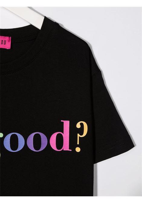 T-SHIRT IRENEISGOOD KIDS   T-shirt   KITS001BLACK#