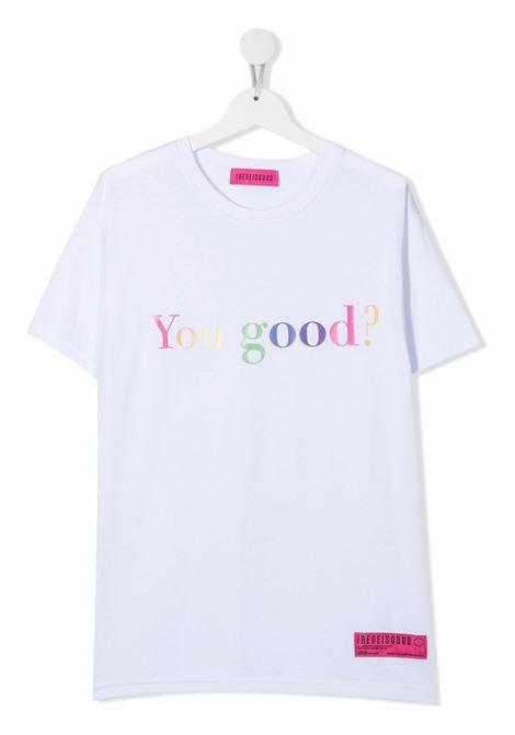 T-SHIRT IRENEISGOOD KIDS   T-shirt   KITS001WHITE##