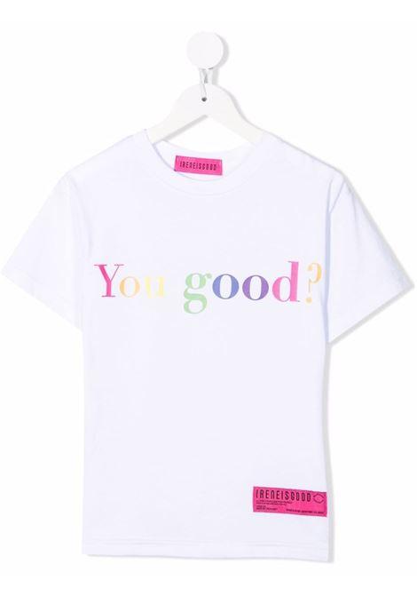 T-SHIRT IRENEISGOOD KIDS   T-shirt   KITS001WHITE#