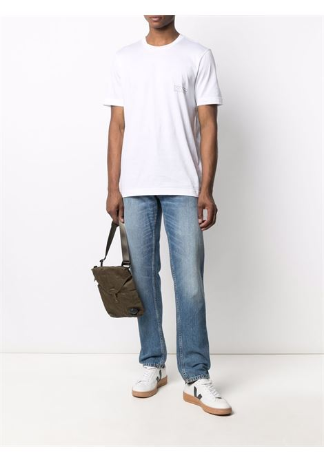 T-SHIRT STAMPA KITON | T-shirt | UMM01710100Q