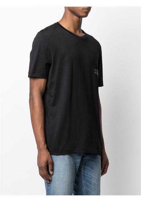 T-SHIRT STAMPA KITON | T-shirt | UMM01710200N