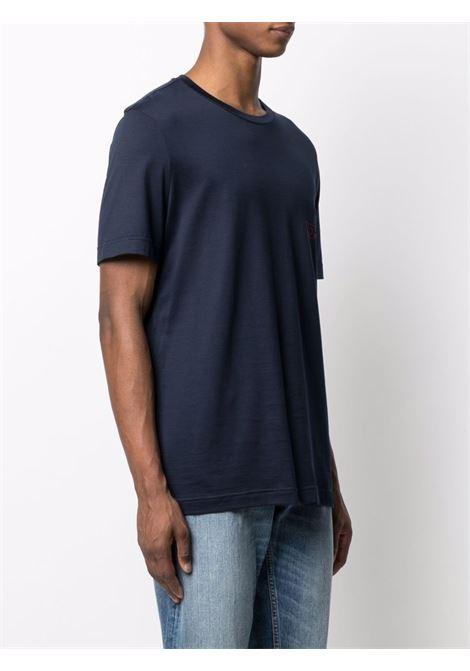 T-SHIRT STAMPA KITON | T-shirt | UMM01710300J