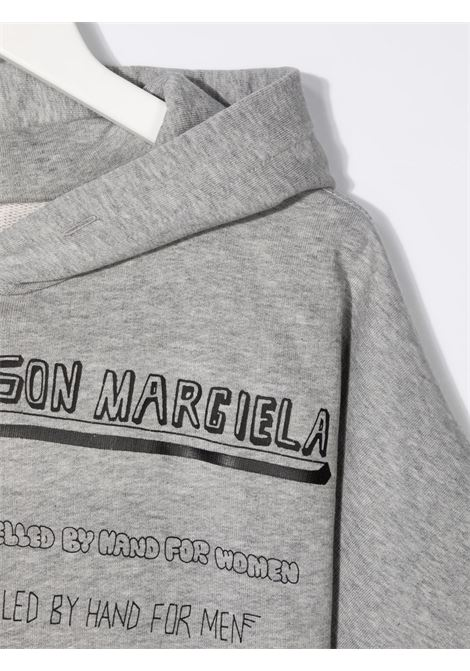 HOODIE DRESS MM6 MAISON MARGIELA |  | MM6D1UM60024MM023M6910#