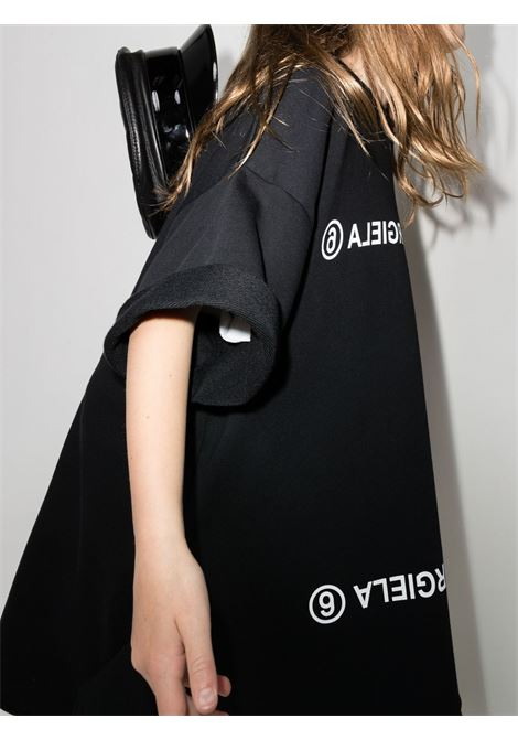 DOUBLE TEE DRESS MM6 MAISON MARGIELA | Dress | MM6D3UM60023MM007M6900#