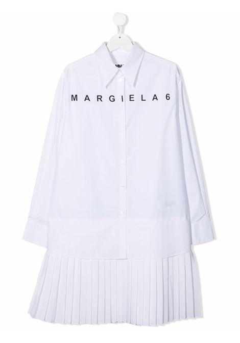 CHEMISIER MM6 MAISON MARGIELA | Dress | MM6D8UM60050MM014M6100##